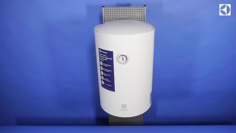 Обзор водонагревателя Electrolux DRYver с эмалированным баком