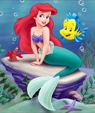little mermaid images - 600×800