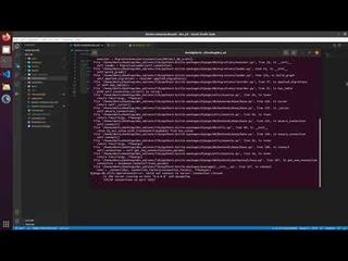 Django в prod режиме + Postgres в Docker контейнере локально