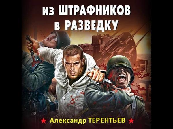 Александр Терентьев Из штрафников в разведку Аудиокнига