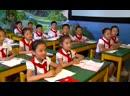 숭고한 후대관이 어린 곳에서 -3중영예의 붉은기 동대원구역 신리소학교-
