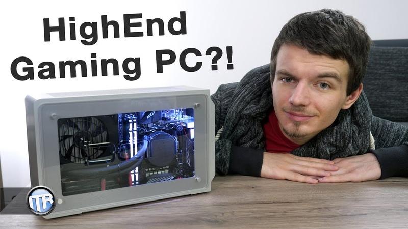 SO klein SO viel Power miniITX Gaming PC mit 8600k RTX 2080