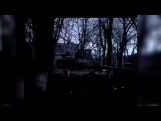 """Первый штурм """"мёртвого города"""", Грозный, Чечня, декабрь 1994 - январь 1995 года"""