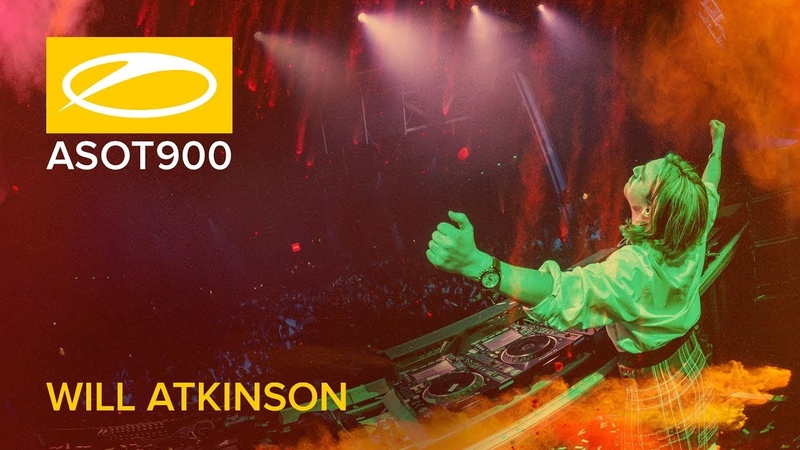 Will Atkinson live at A State Of Trance 900 Jaarbeurs Utrecht The Netherlands