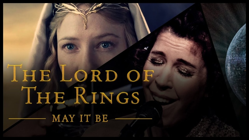 The Lord of the Rings - MAY IT BE The Danish National Symphony Orchestra (LIVE)