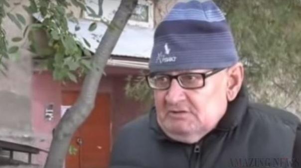 Дети бросили отца бомжевать, кинув его на квартиру