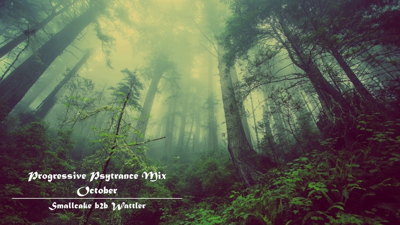 Progressive Psytrance Mix October 2020 ॐ