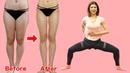 1日1回 2回り太ももを細くして隙間を作る脚やせ運動!Natsuki美トレ塾