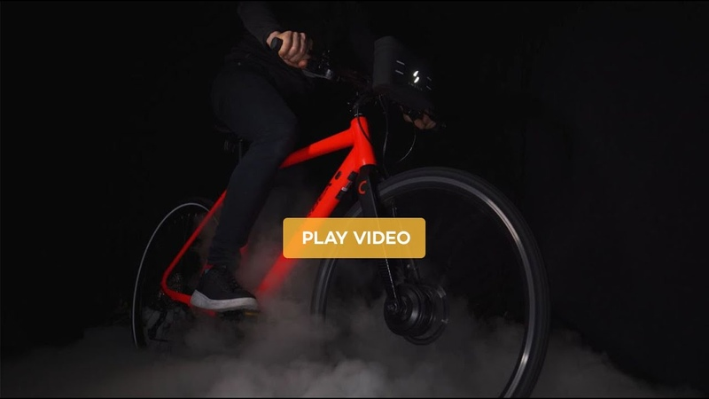 Swytch Your bike Electric The world's smallest lightest eBike Kit