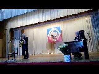 Вечер поэзии Николая Зеленина Орёл 23 03 2017 г Выступает Виктор Пахомов, член ОРО РСП