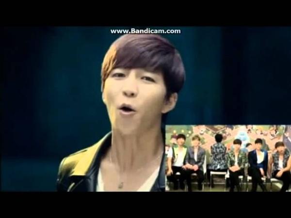 140724 U KISS 끼부리지마 Quit Playing MV reaction