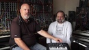 Glen Darcey and Yves Usson - presenting MicroBrute
