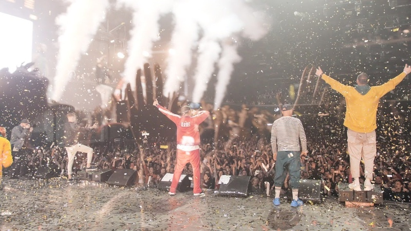 Каста — Стадиум, 6000 чел, юбилей и презентация (Каста @ Adrenaline Stadium) 25.01.20