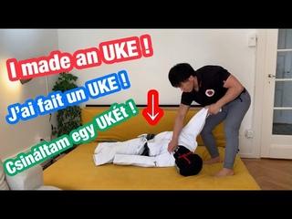 I made an UKE! J'ai fait un UKE! Csináltam egy UKÉt!