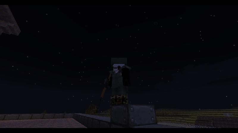 Minecraft WalkingDead 45 Покупаем оружие и на PVP