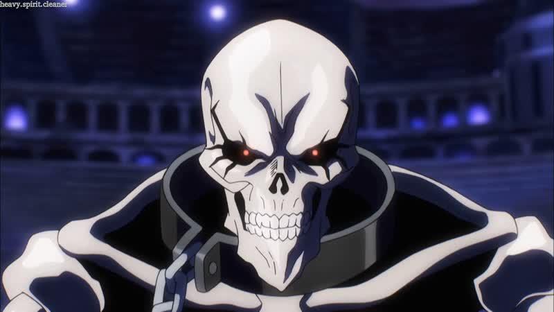 Повелитель Владыка Overlord 3 сезон все серии подряд