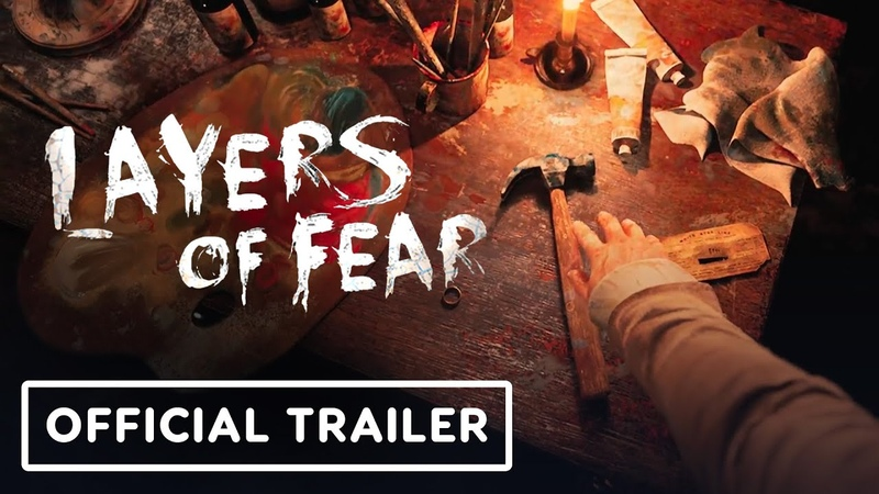 Layers of Fear Official New Project Teaser Unreal Engine 5