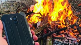 Ulefone ARMOR X5 PRO - неубиваемый защищенный смартфон для активного образа жизни