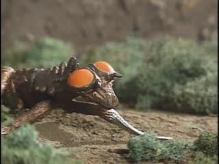KaijuKeizer Остров Годзиллы / Godzilla Island (1996) ep105 rus sub