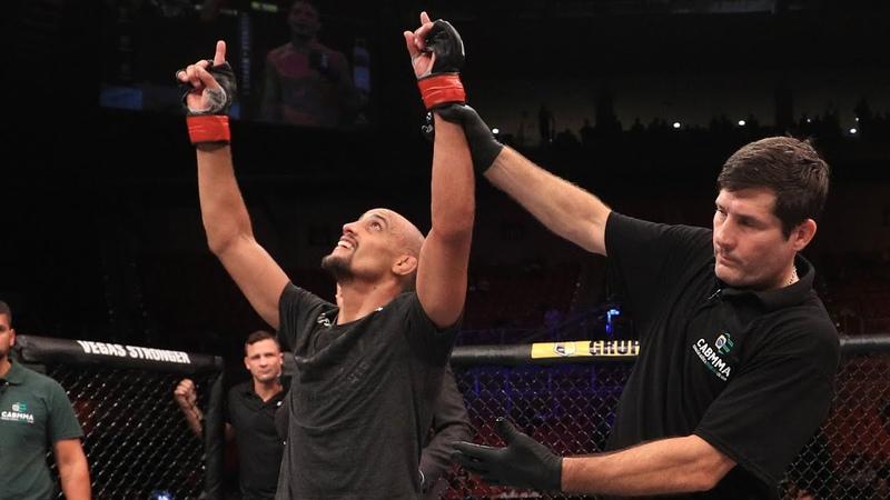 Acredito que eu vença por nocaute no 2º round Geraldo de Freitas UFC Vegas 14