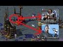 We got Chrono commando and Psi commando in Eiffel tower in center Yuri's Revenge Online Multiplayer