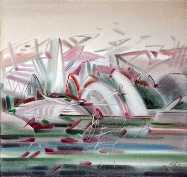 Василий Николаевич Лесин (1 февраля 1943 года 13 мая 2020 года, Уфа) советский график и живописец.