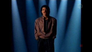 LIONEL RICHIE - SAY YOU SAY ME (1985 official video HD)