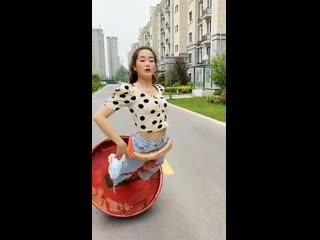 Упражнение для спины! ))