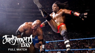 FULL MATCH  - Bobby Lashley vs. Booker T – King of the Ring Final: WWE Judgment Day 2006