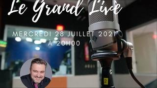 Le Grand Live de Christophe Jacob en compagnie de Stefan Cuvelier