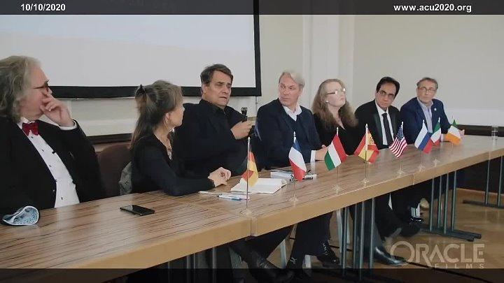 Заседание Всемирного Альянса Врачей против коронаистерии