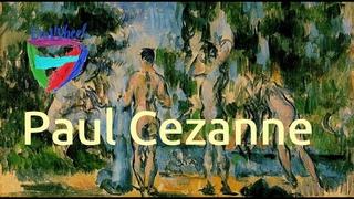 Paul Cézanne (1839—1906): Classical nude oil paintings