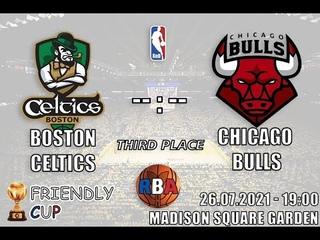 Boston Celtics - Chicago Bulls | Friendly Cup RBA Third Place