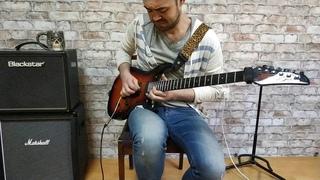 Neil Zaza Go! (Guitar cover)