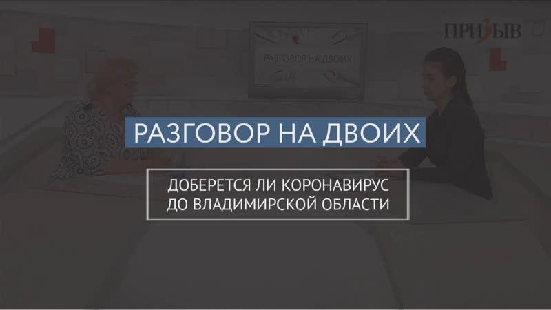Доберется ли коронавирус до Владимирской области