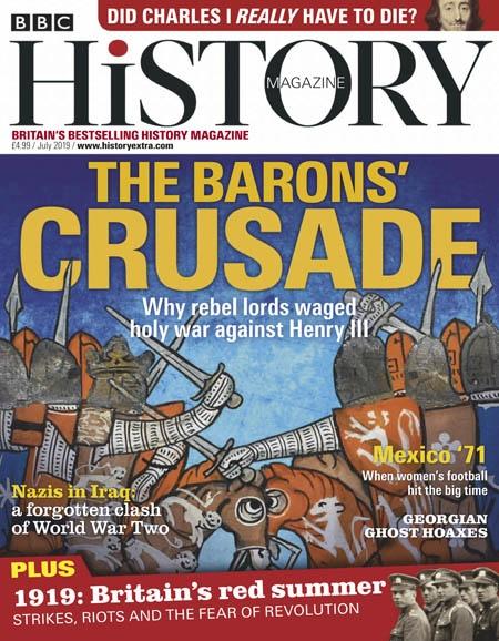 BBC History Magazine 07.2019