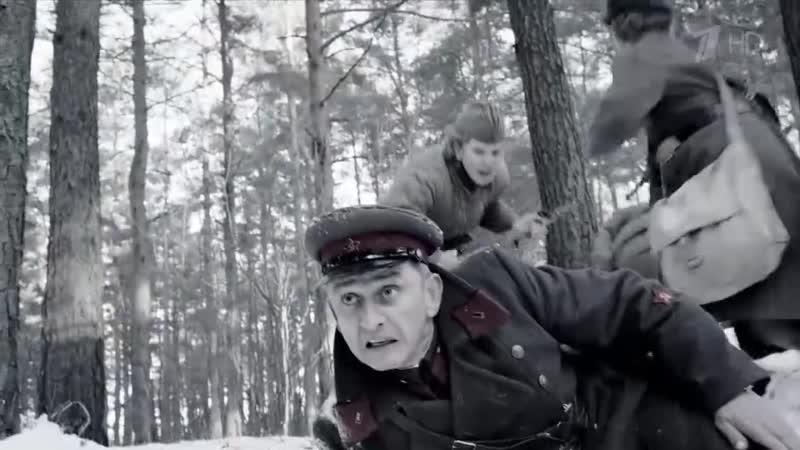 Неравный бой с оккупантами Вермахта Наркомовский обоз