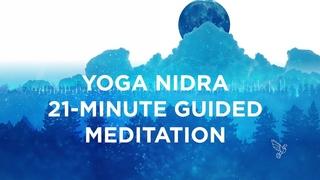 Yoga Nidra Meditation Video: 21-Minutes To Dynamic Sleep