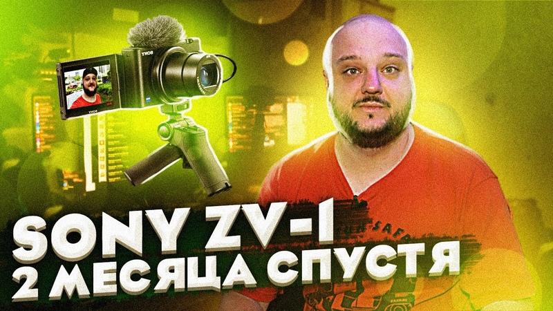 Sony ZV 1 ДВА МЕСЯЦА СПУСТЯ 20 главных плюсов и минусов