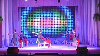 Юбилейный концерт ансамбля бального танца Ритм   45 лет