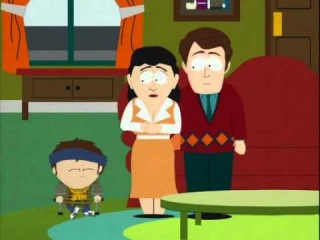 South Park - Jimmy - Cool like a fool in a swimming pool