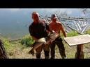 Охота на крокодилов или рыбалка на Богучанском водохранилище 2020. Осторожно русский мат