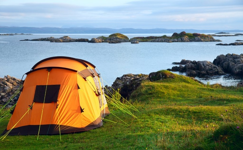 Отдых на Черном море дикарем в палатках: экипировка, что необходимо знать, быт и советы, изображение №8