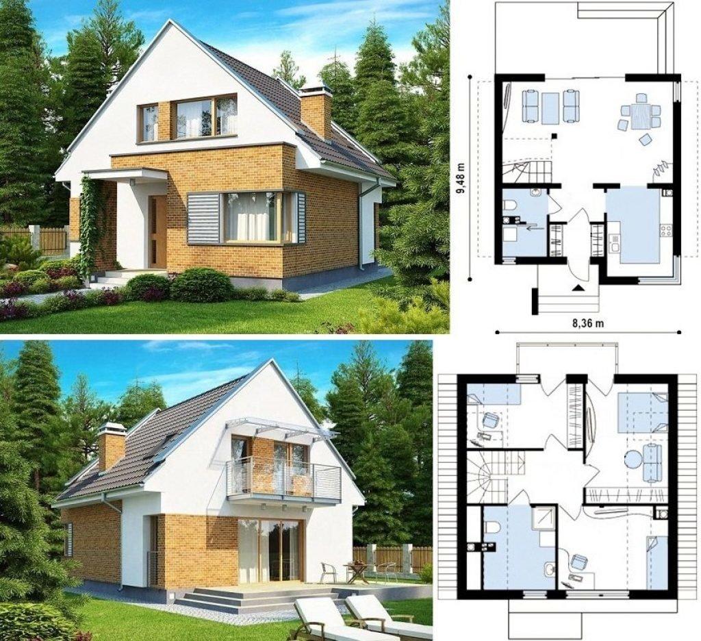 О проектах небольших домов., изображение №1